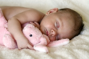 sleeping-infant