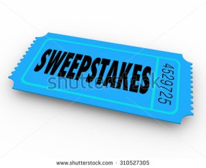 stock-photo-sweepstakes-word-on-winning-lottery-raffle-or-contest-ticket-to-get-a-big-jackpot-of-money-or-310527305